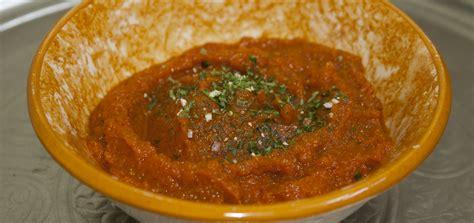 recette de cuisine de regime recette salade de purée de carotte tunisienne cuisine du