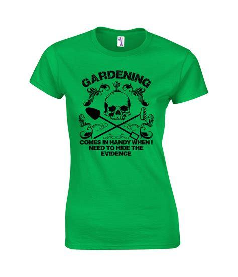 tshirt gardener 39 s gift for gardener t shirt