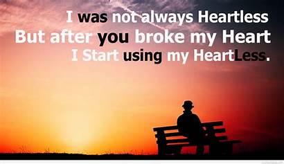 Broken Heart Thoughts