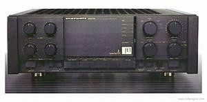 Marantz Pm-94 - Manual - Quarter A Integrated Stereo Amplifier