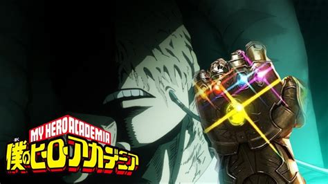 boku  hero academia infinity war official trailer youtube