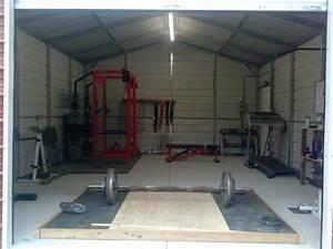 Inspirational Garage Gyms & Ideas Gallery Pg 8 - Garage Gyms