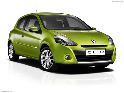 Renault Clio Diesel by New Renault Clio Car Picture 01 Of 20 Diesel Station