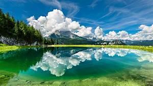 Beautiful Ocean Landscape HD Desktop Wallpaper ...