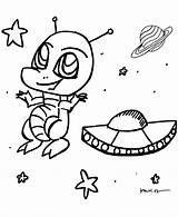 Coloring Pages Anime Alien Space Spaceship Sheets Clipart Aliens Drawings Library Activity Sheet Cartoon Printable Creative Ship Popular Getcoloringpages Fun sketch template