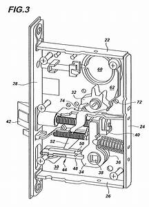 Patent Us7188870 - Multi-functional Mortise Lock