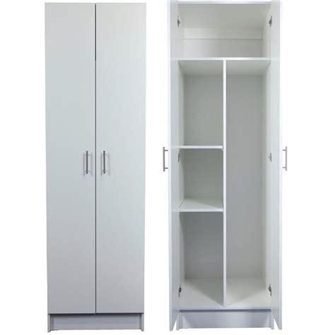 Flat Pack Laundry Cupboards Bunnings by Bedford 2000 X 600 X 600mm 2 Door Hmr Split Cabinet