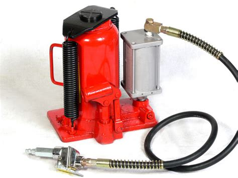 20 Ton Air Hydraulic Adjustable Bottle Jack Auto Repair