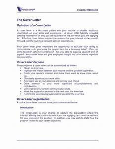 definition of a cover letter the letter sample With what is the meaning of a cover letter