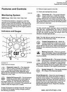Caterpillar C7 Engine Operation Maintenance Manual Pdf