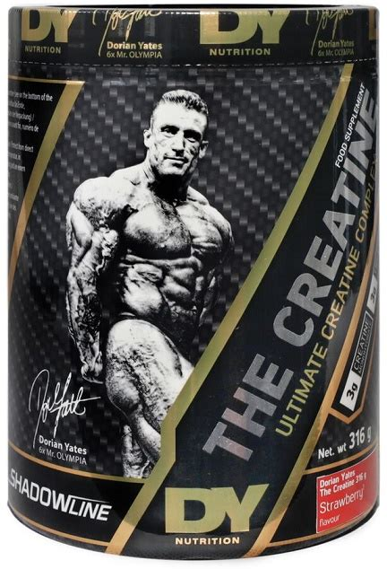 Dorian Yates The Creatine - Bodybuilding and Sports