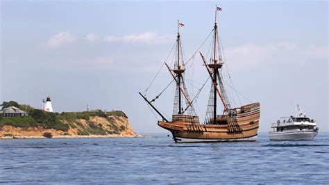 mayflower ship boston replica give makeover don
