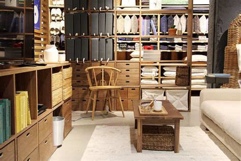 muji  avenue opens  nyc stationary obsession
