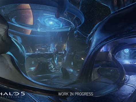 xbox one at gamescom showed halo 5 quantum and