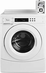 Whirlpool Chw9050aw 27 Inch Front Load Commercial Washer