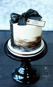 Elegant Happy Birthday Cakes For Men