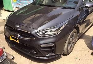 Kia Cerato Sedan Spotted In Karachi