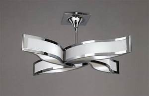 Lustre Design Salon : modele lustre pour salon design en image ~ Teatrodelosmanantiales.com Idées de Décoration