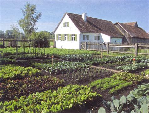 26 Bauerngärten Im Freilichtmuseum Haus Im Moos