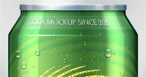 psd soda  mock  template psd mock  templates