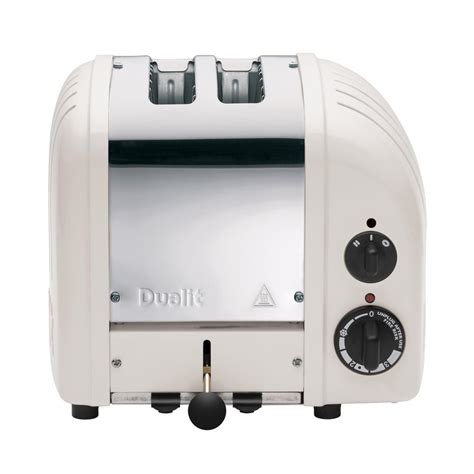 dualit toaster reviews 2 slice dualit newgen 2 slice feather toaster 27443 the home depot