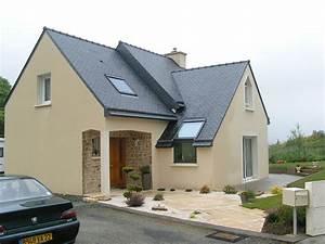 Maison Pierre 77 : maison avec entr e en pierre hillion lebras didier ~ Melissatoandfro.com Idées de Décoration