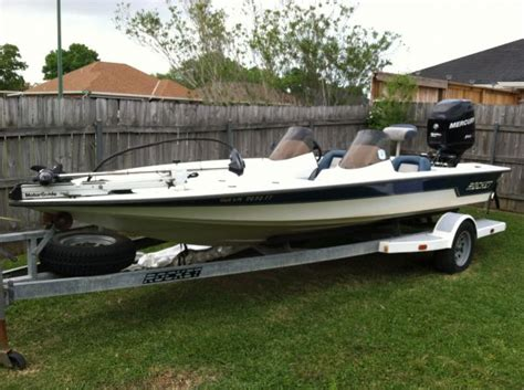 Boats For Sale In Houma by 2002 Rocket Bass Boat For Sale In Houma Louisiana
