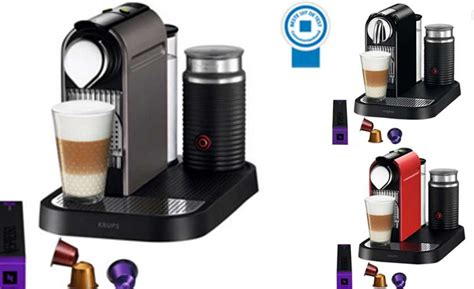 Nespresso Citiz Milk Test by Nespresso Beste Test Is Voor Nespresso Citiz Milk