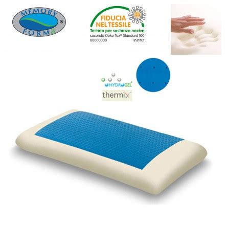 Cuscino Anallergico Cuscino Anallergico Ultra Soffice Gel Soft Air Made In Italy