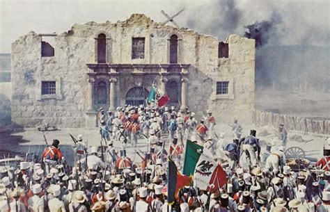 the siege of the alamo battle of the alamo san antonio united states