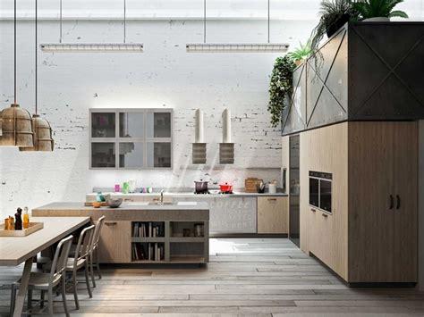 cuisine industrielle design cuisine de design italien en 34 idées par les top marques