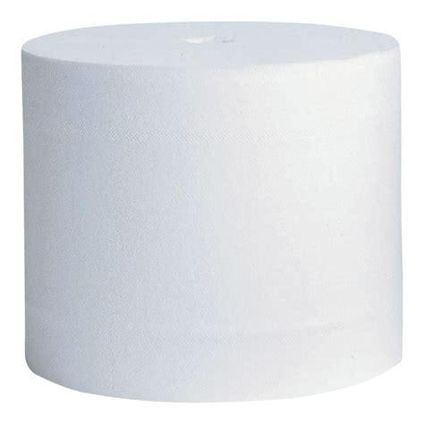 Bathroom Tissue by Kleenex Cottonelle White 2 Ply Coreless Standard Bathroom