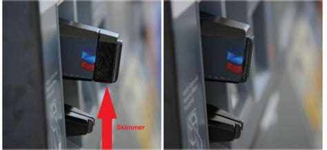 how to spot a credit card skimmer credit card skimmers bing images