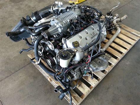 2003 Mustang Cobra Engine by 2003 2004 Mustang Cobra 4 6 V8 Engine T56 Transmission