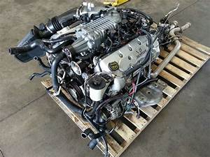 2003 2004 Mustang Cobra 4 6 V8 Engine T56 Transmission