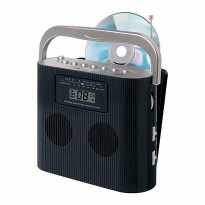 Cd Player Radio Portable Fm Compact Am