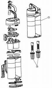 Kenmore Model 21637035700 Vacuum  Upright Genuine Parts