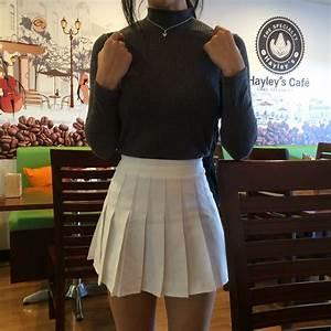 aa tennis skirt   Tumblr   Clothes   Pinterest   Tennis ...