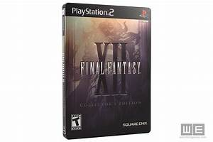 Final Fantasy XII Collector39s Edition WE Collect Games
