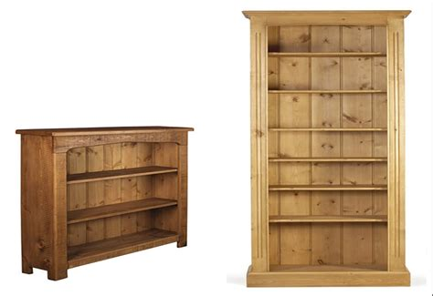 Pine Bookcase by Pine Bookcases Furniture4yourhome