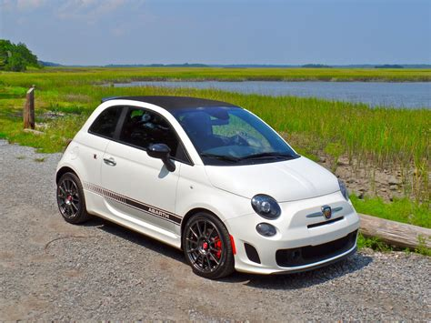 2014 Fiat Abarth by In Our Garage 2014 Fiat 500c Abarth Cabrio