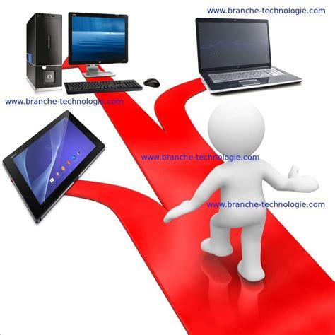ecran tactile pc bureau tablette ou pc avantages et inconvenients branche