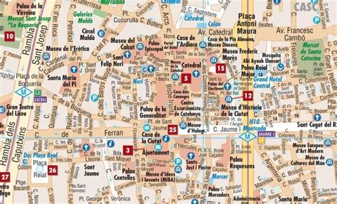 borch map barcelona buecherde
