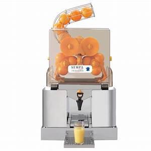Machine Jus D Orange : presse agrumes professionnel et industriel sempa ~ Farleysfitness.com Idées de Décoration