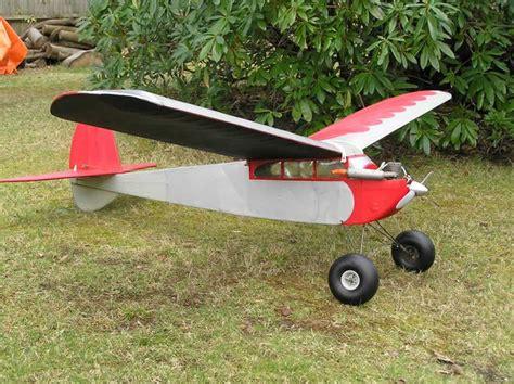 majestic major vintage rc plane     customer