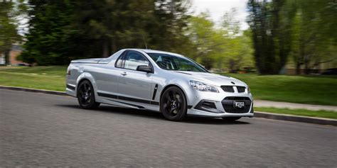 hsv maloo  sv black review  caradvice
