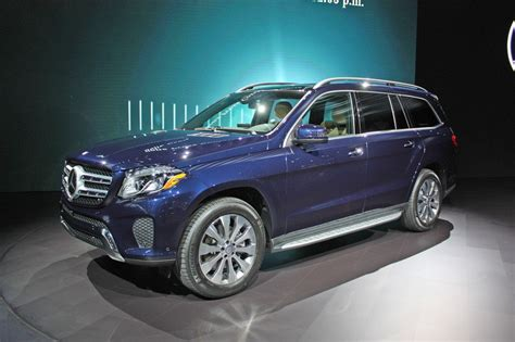 Mercedes Gls Class Picture by 2017 Mercedes Gls Class Gallery 656630 Top Speed