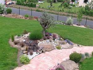 Idee Deco Avec Des Photos : deco jardin avec galets fashion designs ~ Zukunftsfamilie.com Idées de Décoration