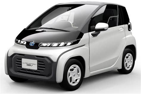 Toyota แนะนำรถไฟฟ้าสำหรับผู้สูงอายุ | autoinfo.co.th