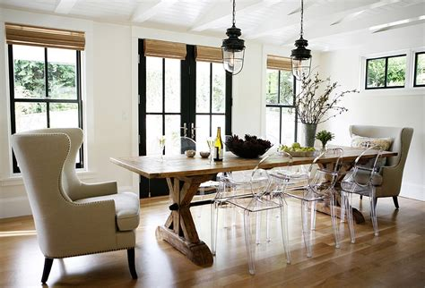 Lucite Furniture -- One Kings Lane